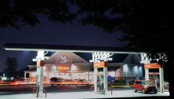 Wawa store and gas station - Stafford, VA