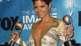42nd Annual NAACP Image Awards - Press Room