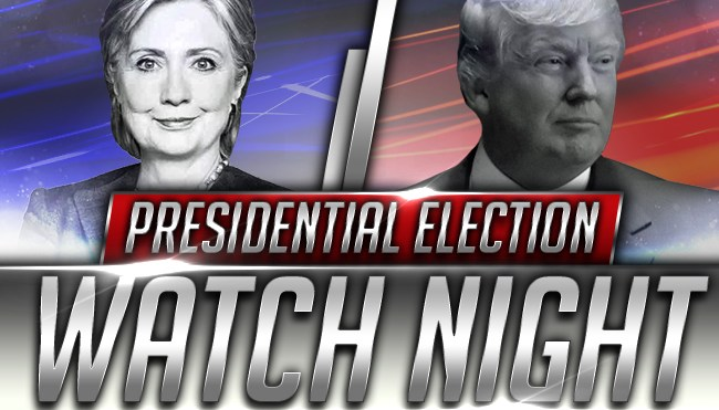Presidential Election Watch Night