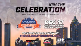 Air Force Reserve Celebration Bowl - Client Provided