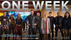 CW SUPERHERO CROSSOVER WEEK