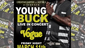 Young Buck Live The Vogue