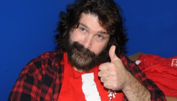 Mick Foley Performs At The Stress Factory