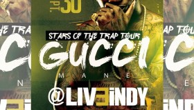 Gucci Mann Club Live Flyer