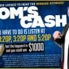 toms cash
