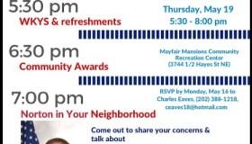 EZ Street Ward & Event