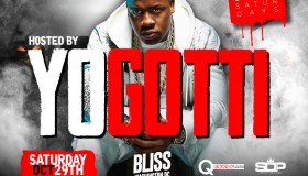 Yo Gotti Host Bliss Halloween