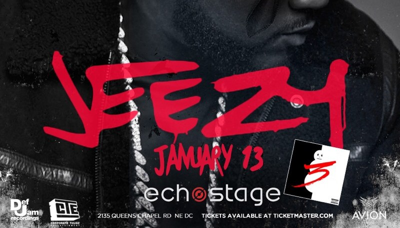 Jeezy At Echo Flyer