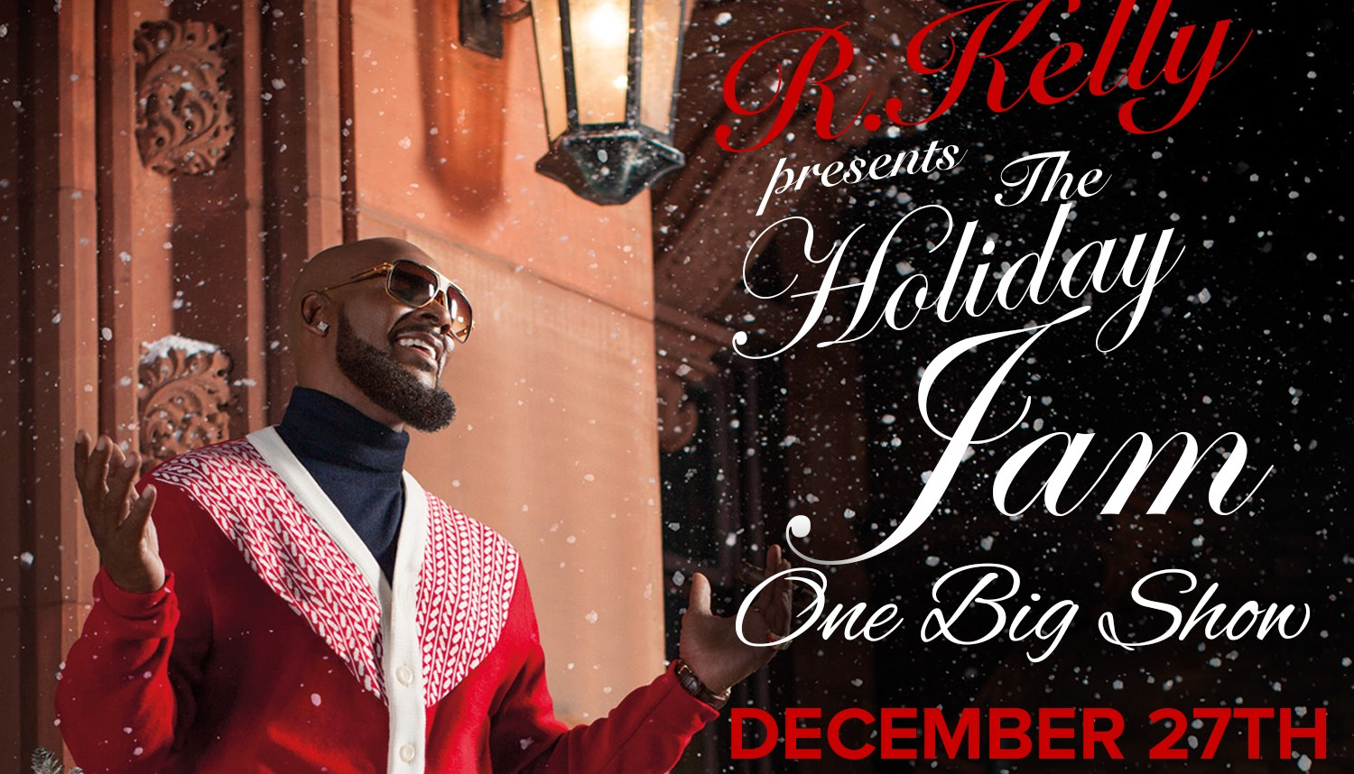 R.Kelly Christmas Special - Fox Theater