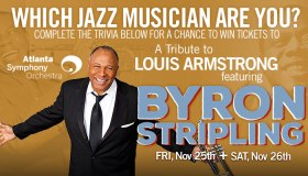 A Tribute To Louis Armstrong Featuring Byron Stripling Jazz Musician Poll Sweepstakes