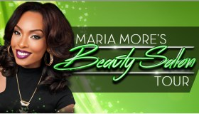 Maria More Beauty Salon Tour