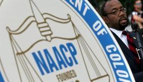 NAACP President Cornell Willams