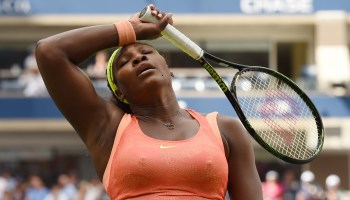 TEN-US OPEN-WILLIAMS-VINCI