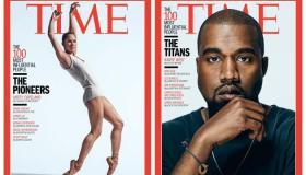 Kanye West/Misty Copeland