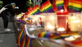 Australians Hold Candlelit Vigils For Victims Of Orlando Nightclub Shooting