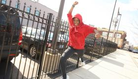 Suzanne 'Africa' Engo Mission Completed: 100 Pounds Lost on Oprah Diet Arrives After 1000 Miles Run From NY to Chicago for AIDS Awareness & Barack Obama