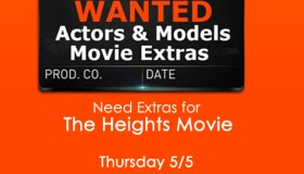 The Heights Movie Audition