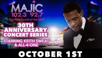 New Majic 30th Anniversary Concert Series