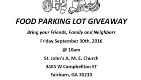 Heart of the Community Food Giveaway