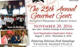 25th Annual Gourmet Gents