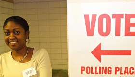 Polling Place Worker