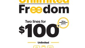 Sprint Unlimited Flyer