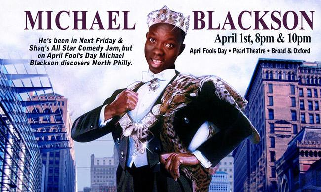 Stand Up At The Movies Michael Blackson