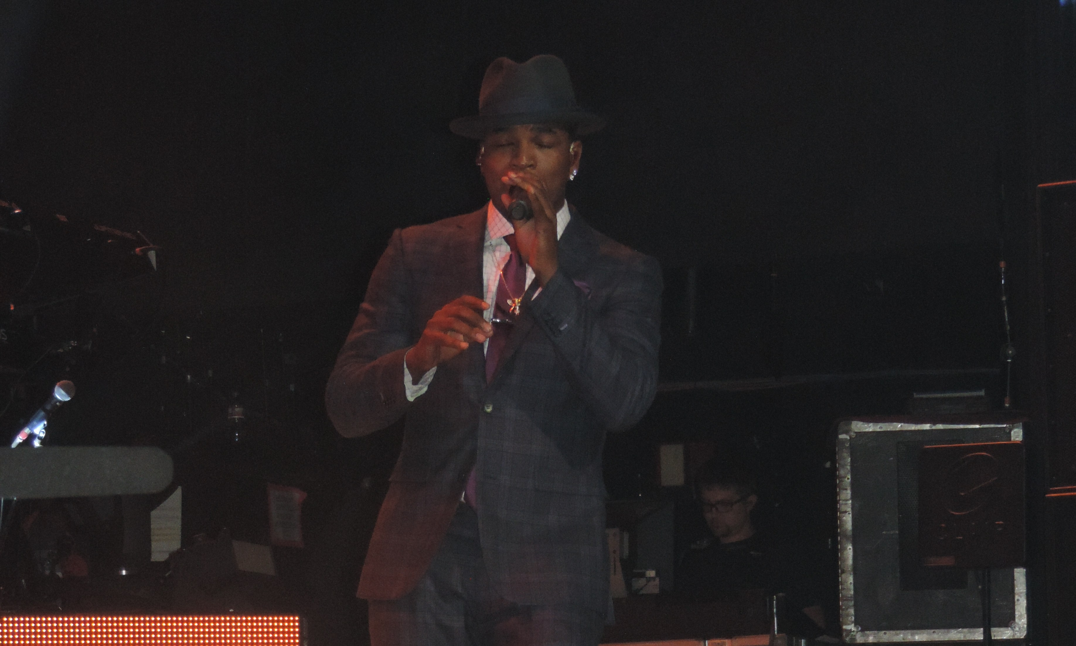 Ne-Yo at House of Blues Dallas