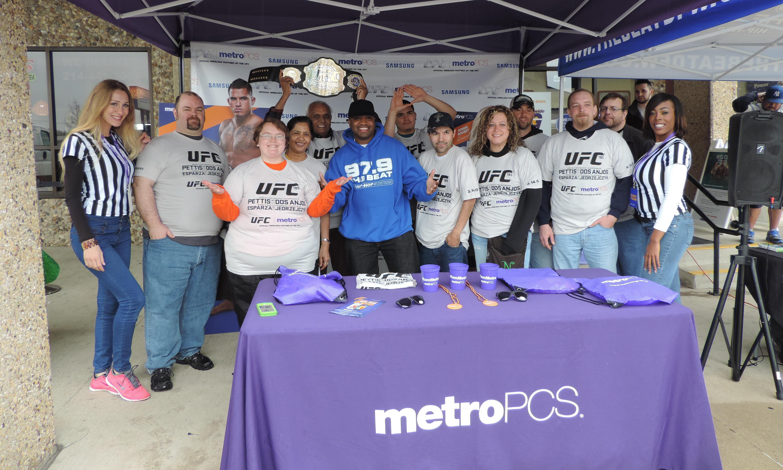97.9 The Beat & MetroPCS + UFC