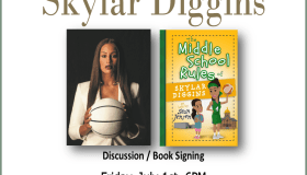 Skylar Diggins Book Signing