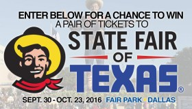 State Fair of Texas Ticket Giveaway_Enter-to-win contest