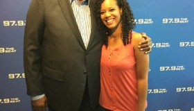 Jazze And Senator Royce West