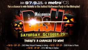 MetroPCS Halloween Bash