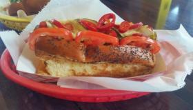 H Town Foodies Good Dog Houston