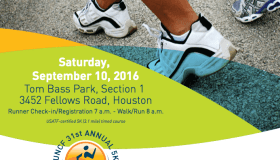 2016 Houston Walk For Education