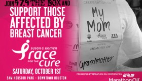 26th Annual Komen Houston Race for the Cure