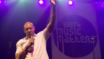 BET Music Matters Late Night Jam Session At MegaFest 2013 - Night 2