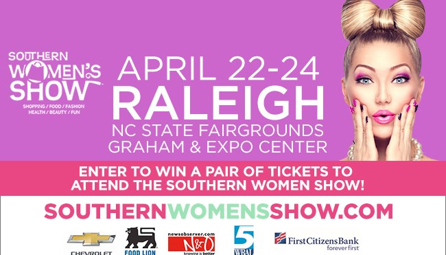 Southern Women's Show_Enter To Win_WNNL DL and rules