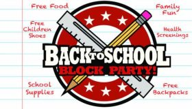 IUL's Back to School Back to School Block Party and NASCAR's Drive for Diversity