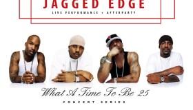 Jagged Edge At Ego