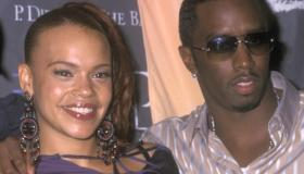 Sean Diddy Combs & Faith Evans