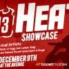 513 Heat Showcase Boost