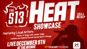 513 Heat Showcase Boost