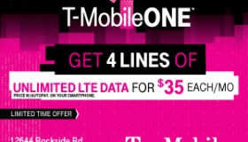 T Mobile Sales Event