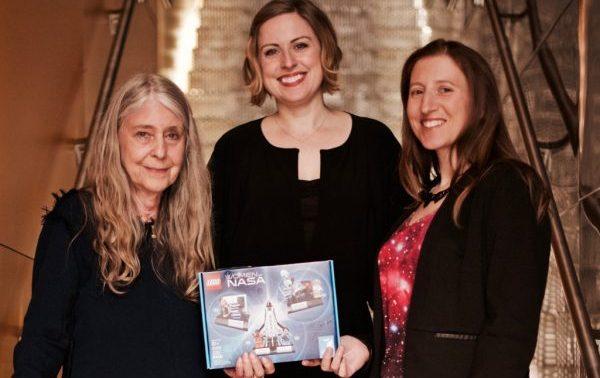 Presentación LEGO Women of NASA