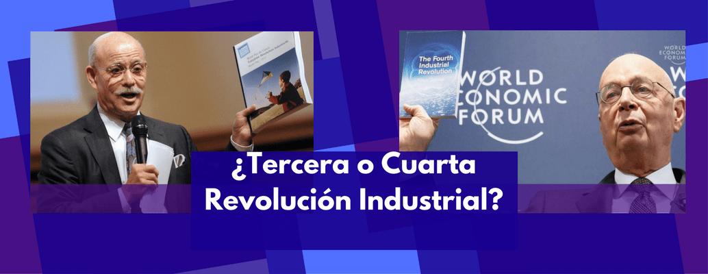 ¿Tercera o cuarta Revolución Industrial?