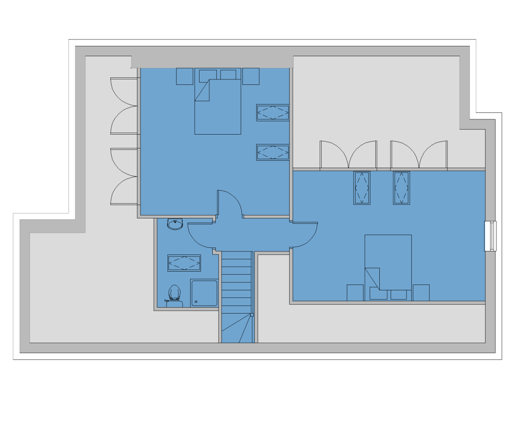 Loft conversion plan