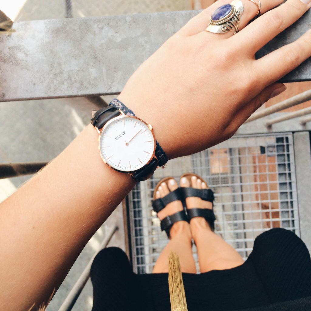 Cluse Watches X Rooftop Antics Give-away