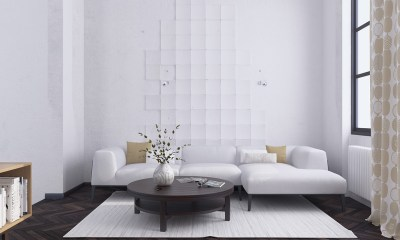 Living Room Decorating Ideas With Minimalist Design - RooHome