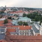 Aussichtspunkte in Vilnius: Die beste Sicht auf die alte Stadt